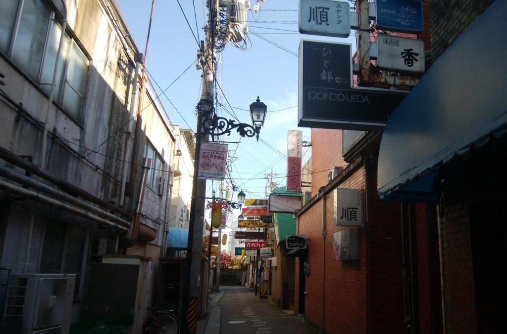 上田市袋町