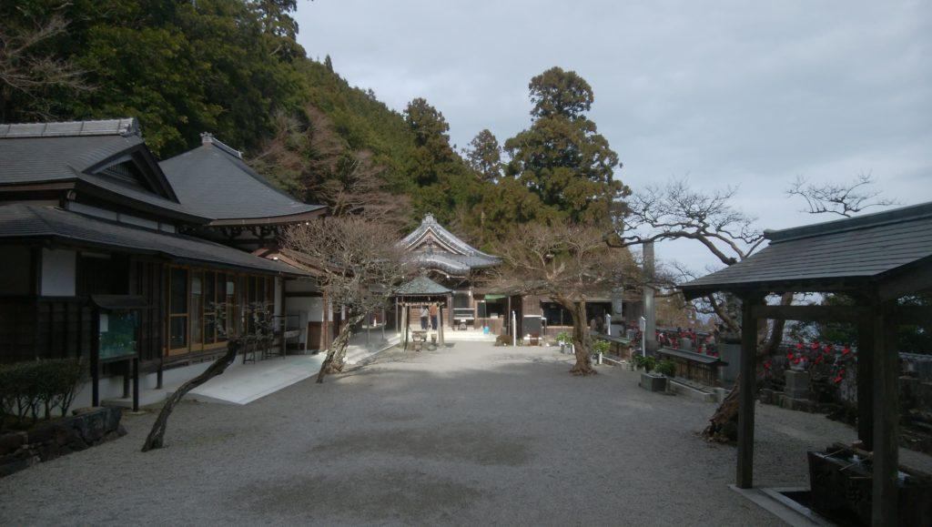 金剛證寺 奥の院