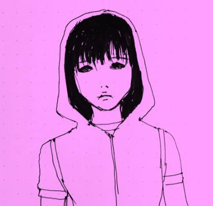阿佐谷腐れ酢学園 フード女