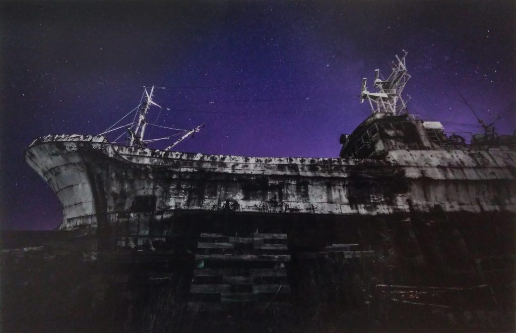 変わる廃墟展2019 啝