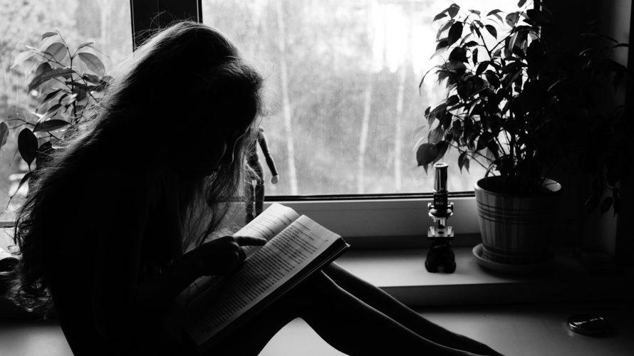 子供の読書イメージ