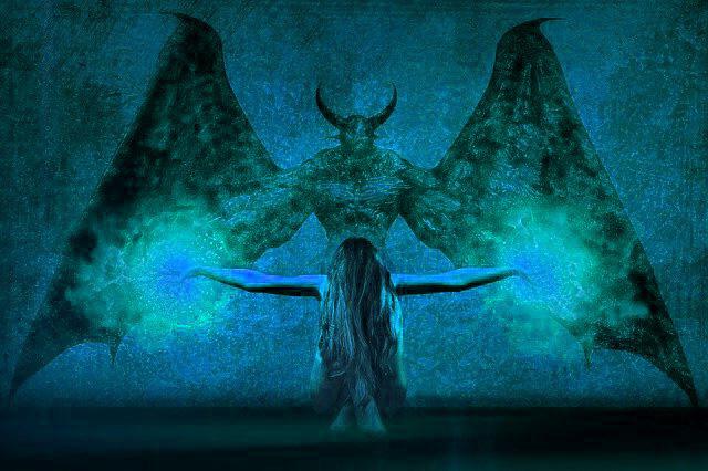 悪魔イメージ