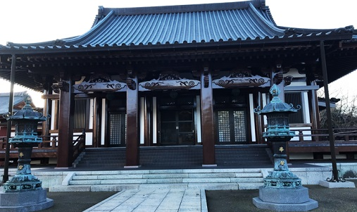 五色山大安寺の写真